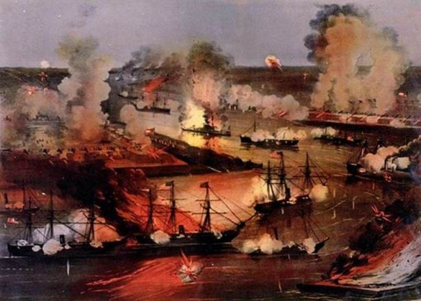 Image result for 1862 –The Capture of New Orleans by Union forces