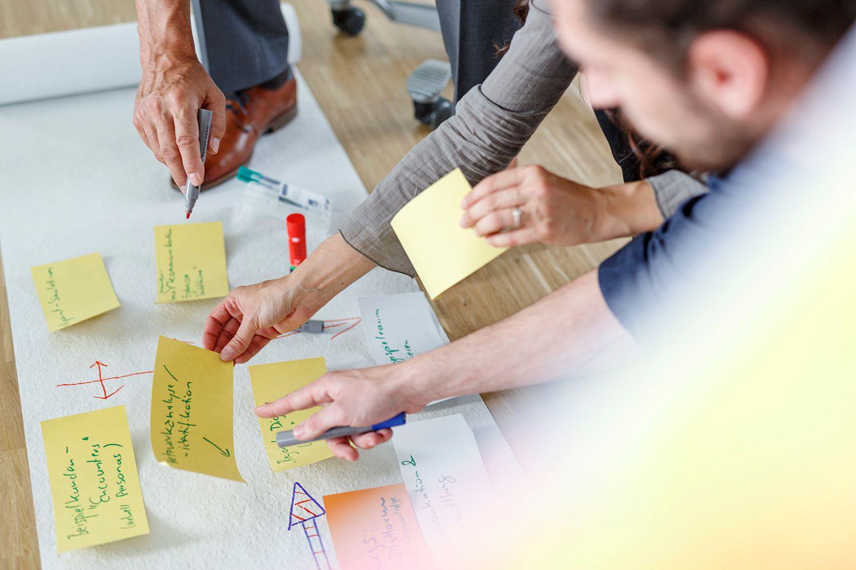 Discover Ideas Through Brainstorming