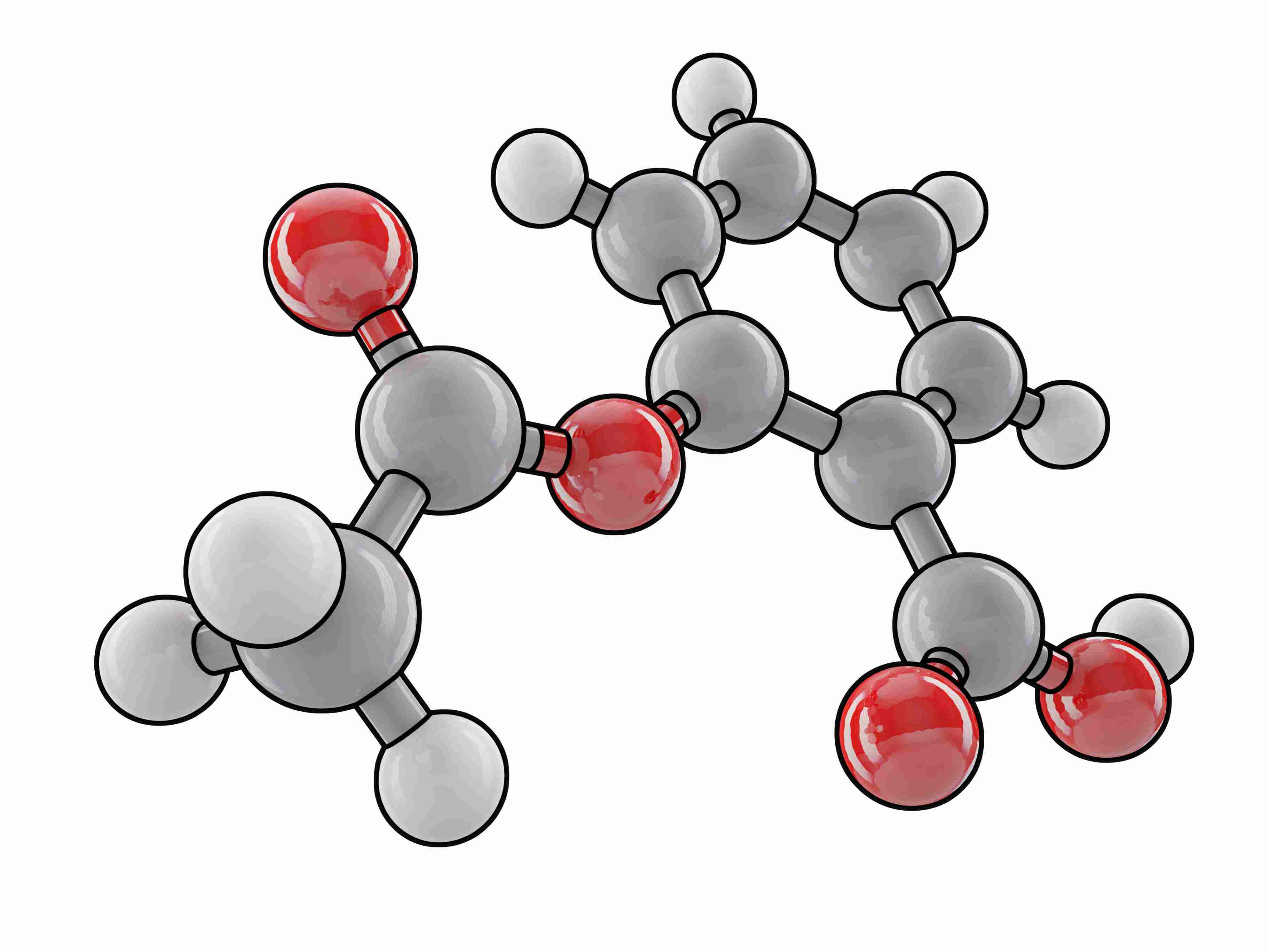 Use Structural Formulas To Write A Balanced Chemical Equation For The Synthesis Of Aspirin