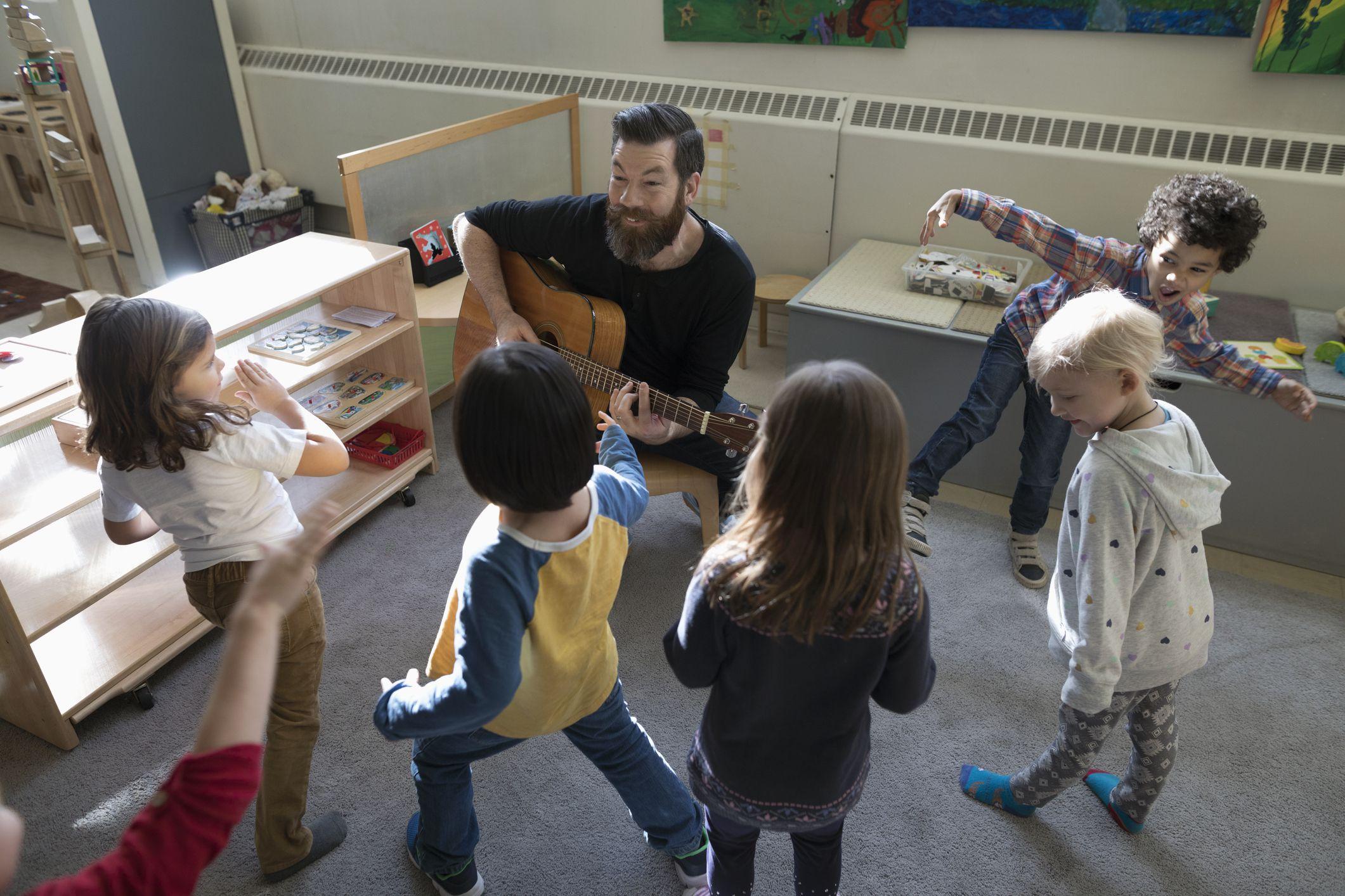 Learn To Play Baa Baa Black Sheep On Guitar