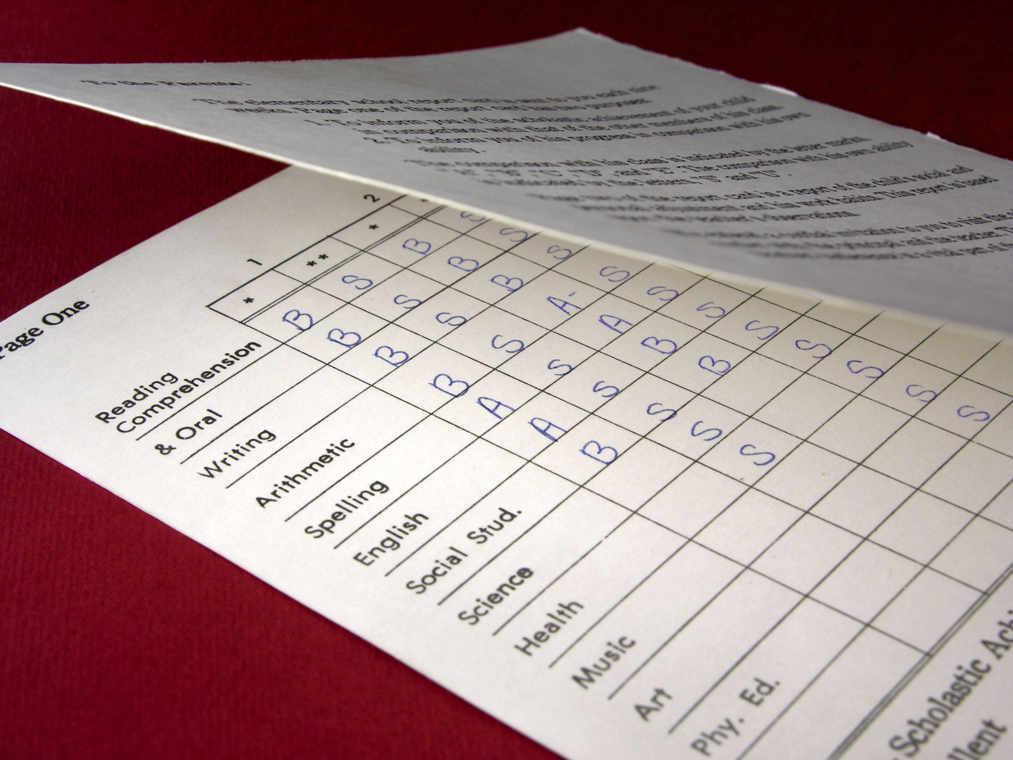 How To Write A Homeschool Progress Report
