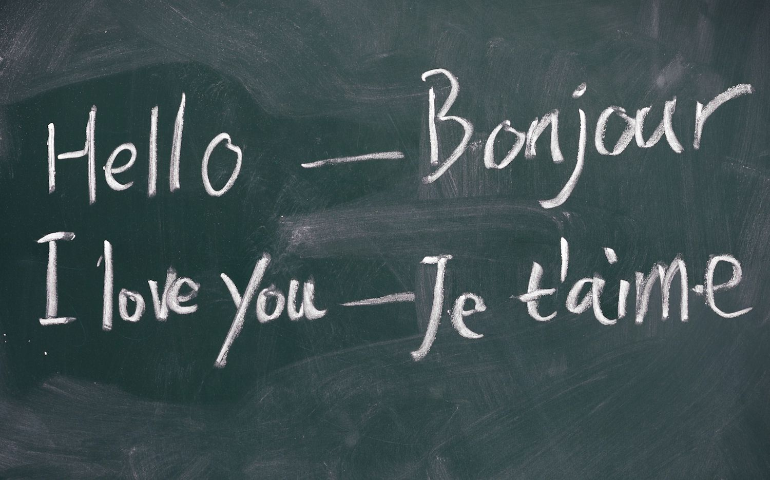 Introduction To Pronouncing The French Alphabet