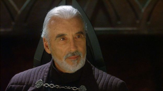 Image result for count dooku