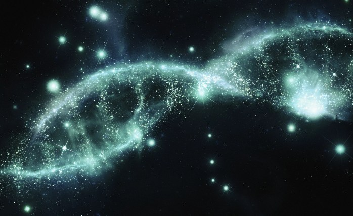 Radioactivity has enough energy to damage DNA molecules, causing mutations.