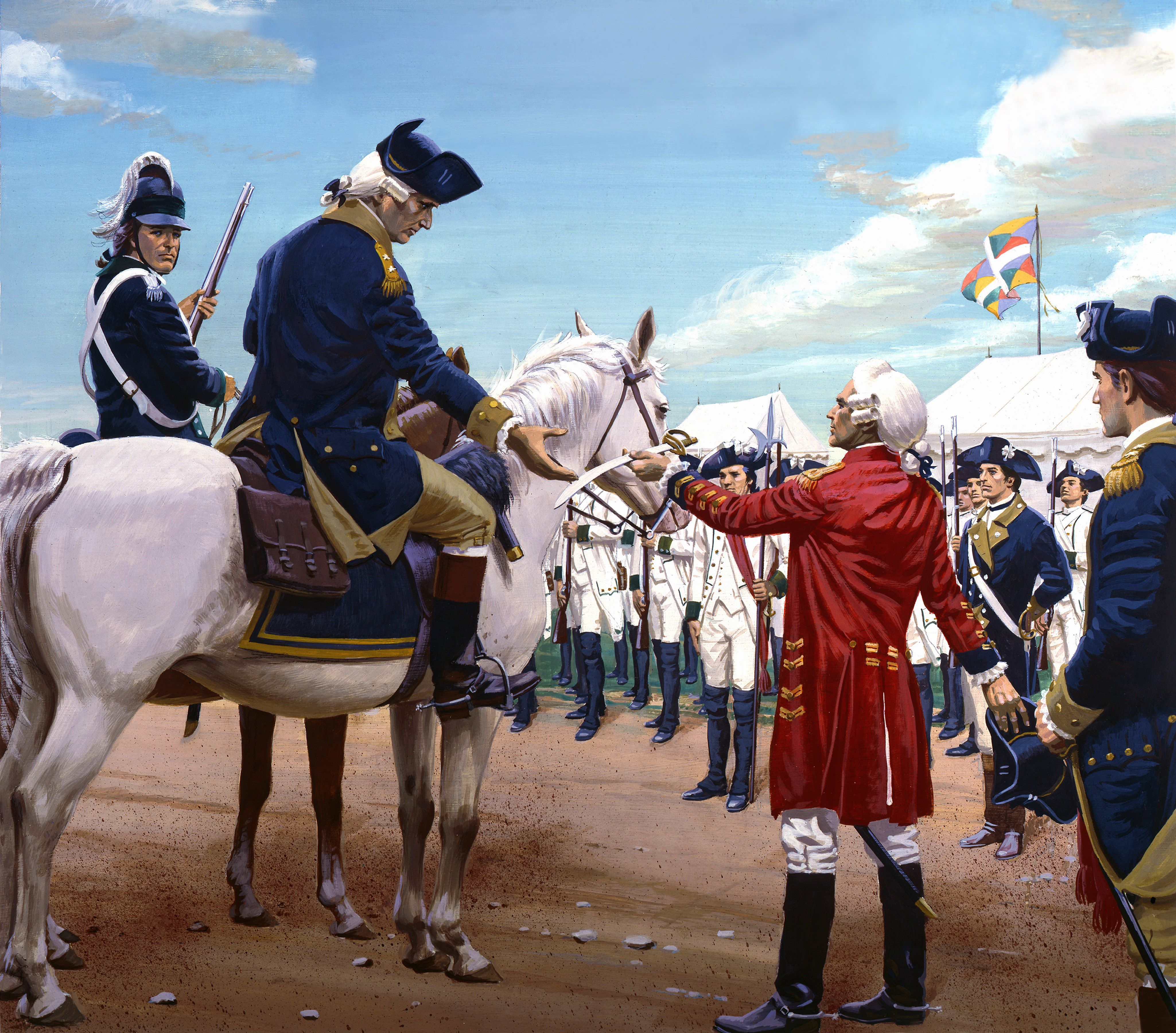 The Role Of France In The American Revolutionary War