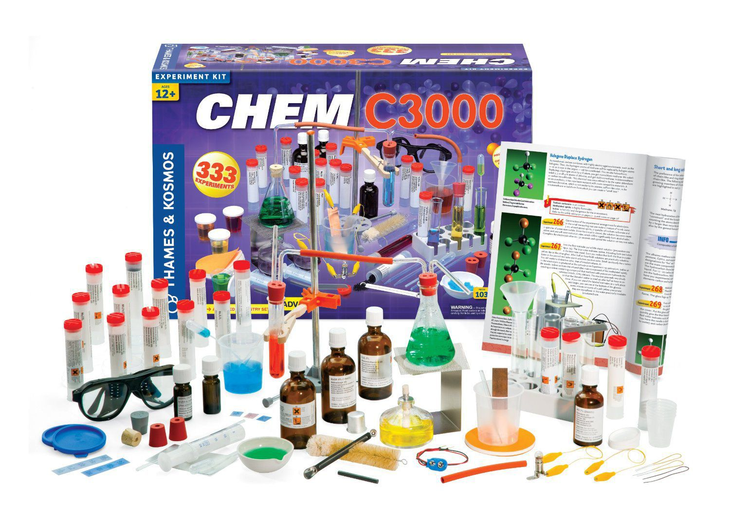 The 5 Best Chemistry Sets To Buy For Kids In