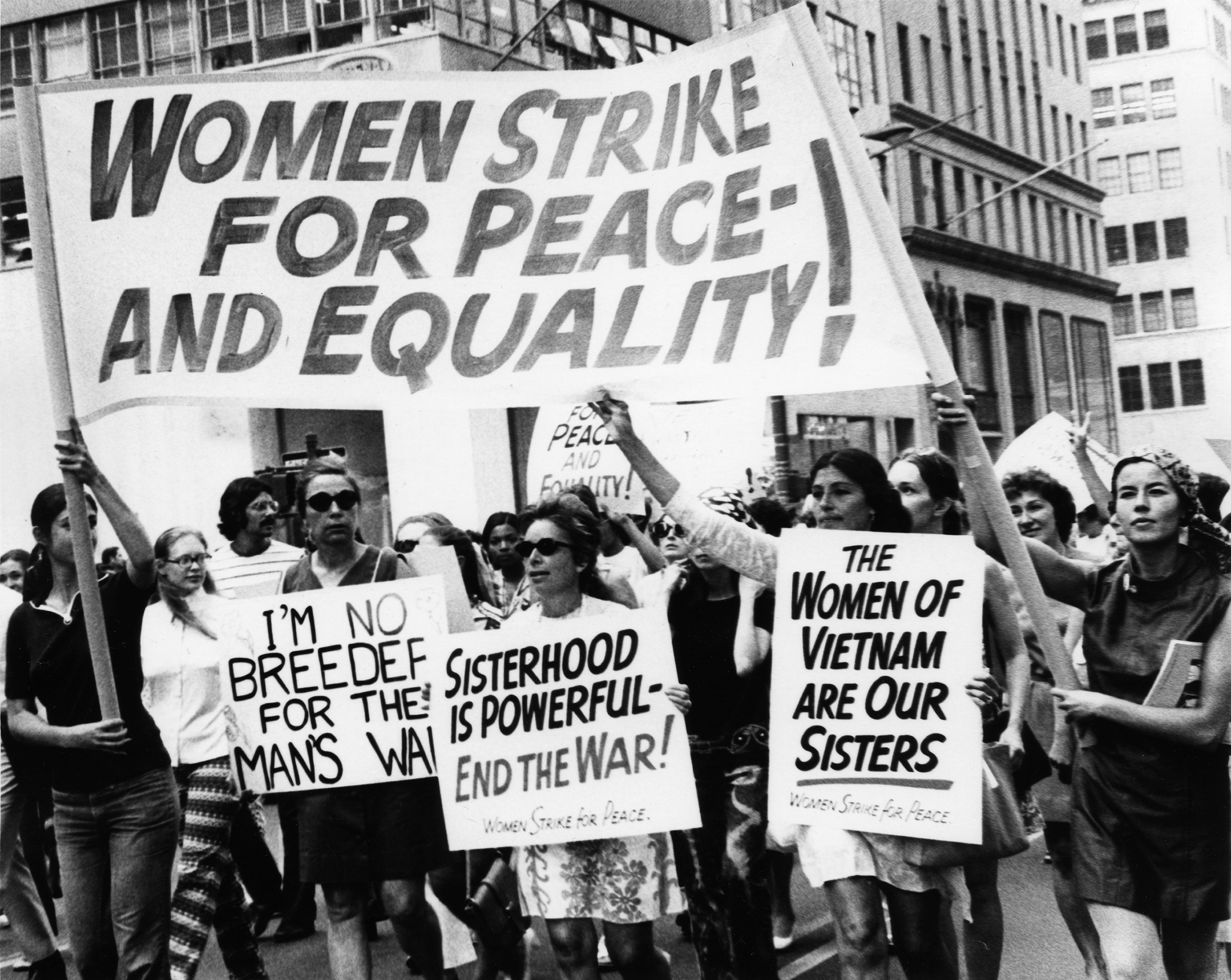 What S Feminists Did During The Women S Movement