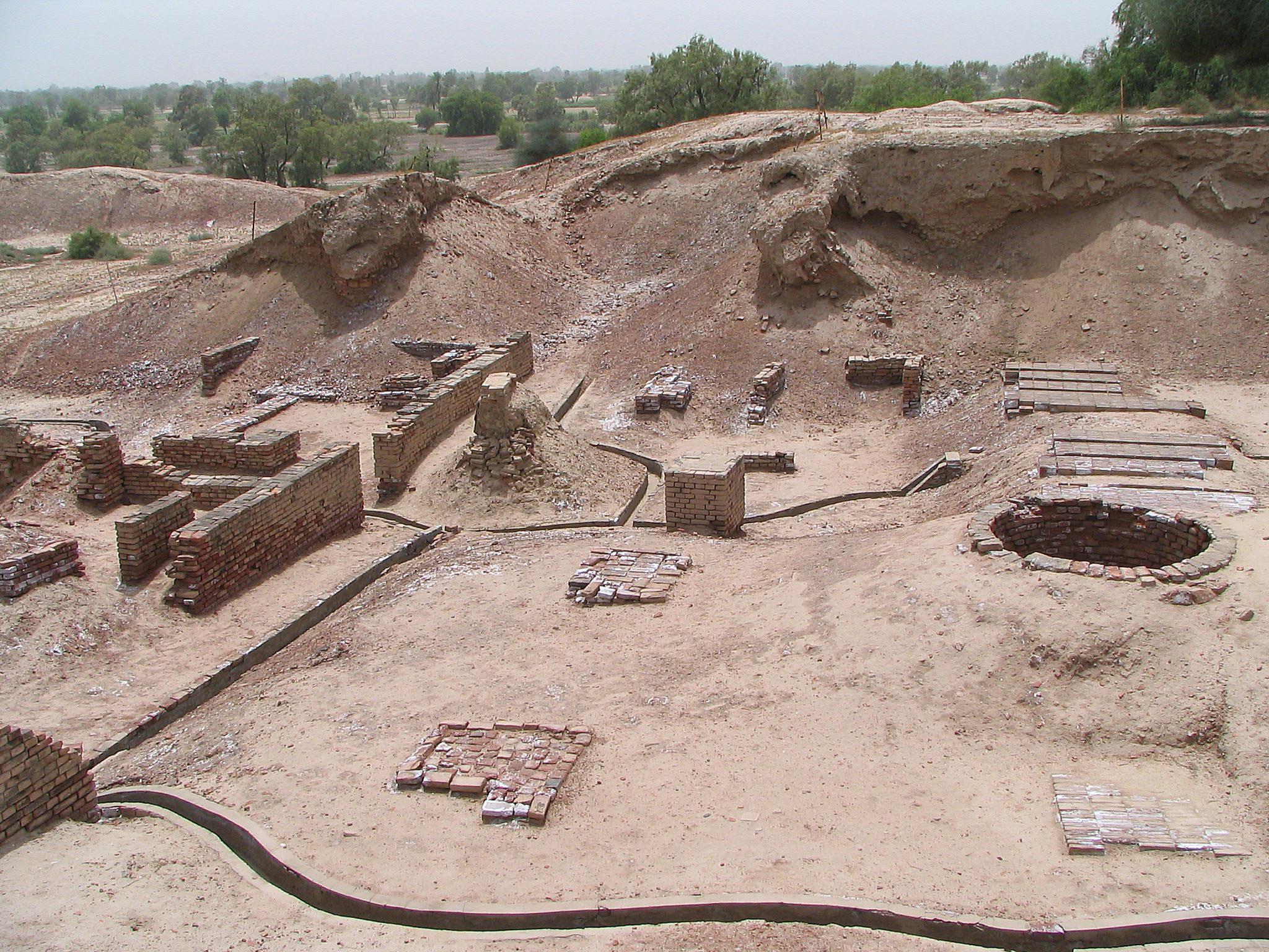 Indus Civilization Timeline And Description