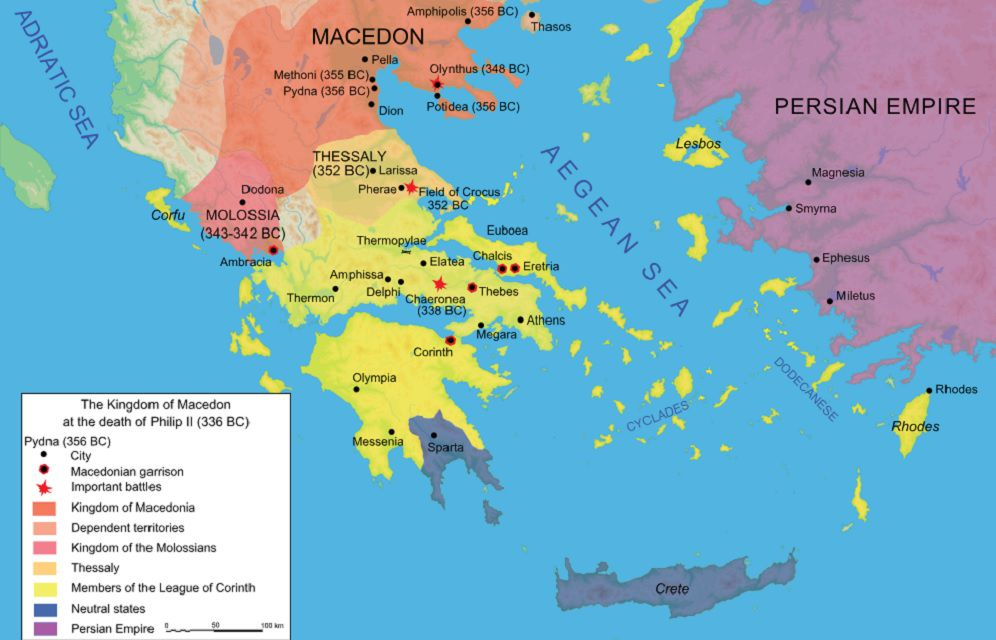Greeks National Geographic Maps