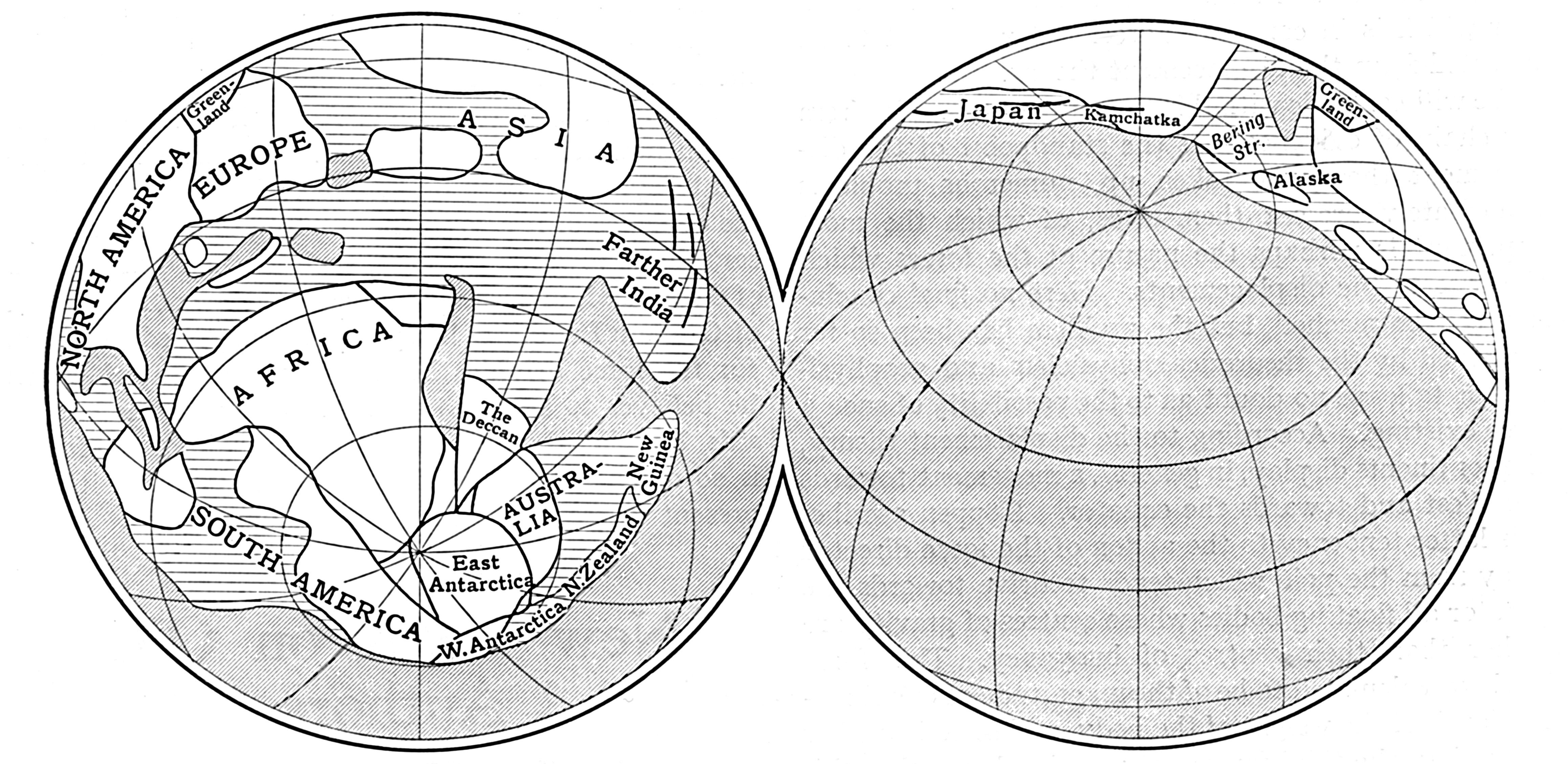 What Is Continental Drift Theory