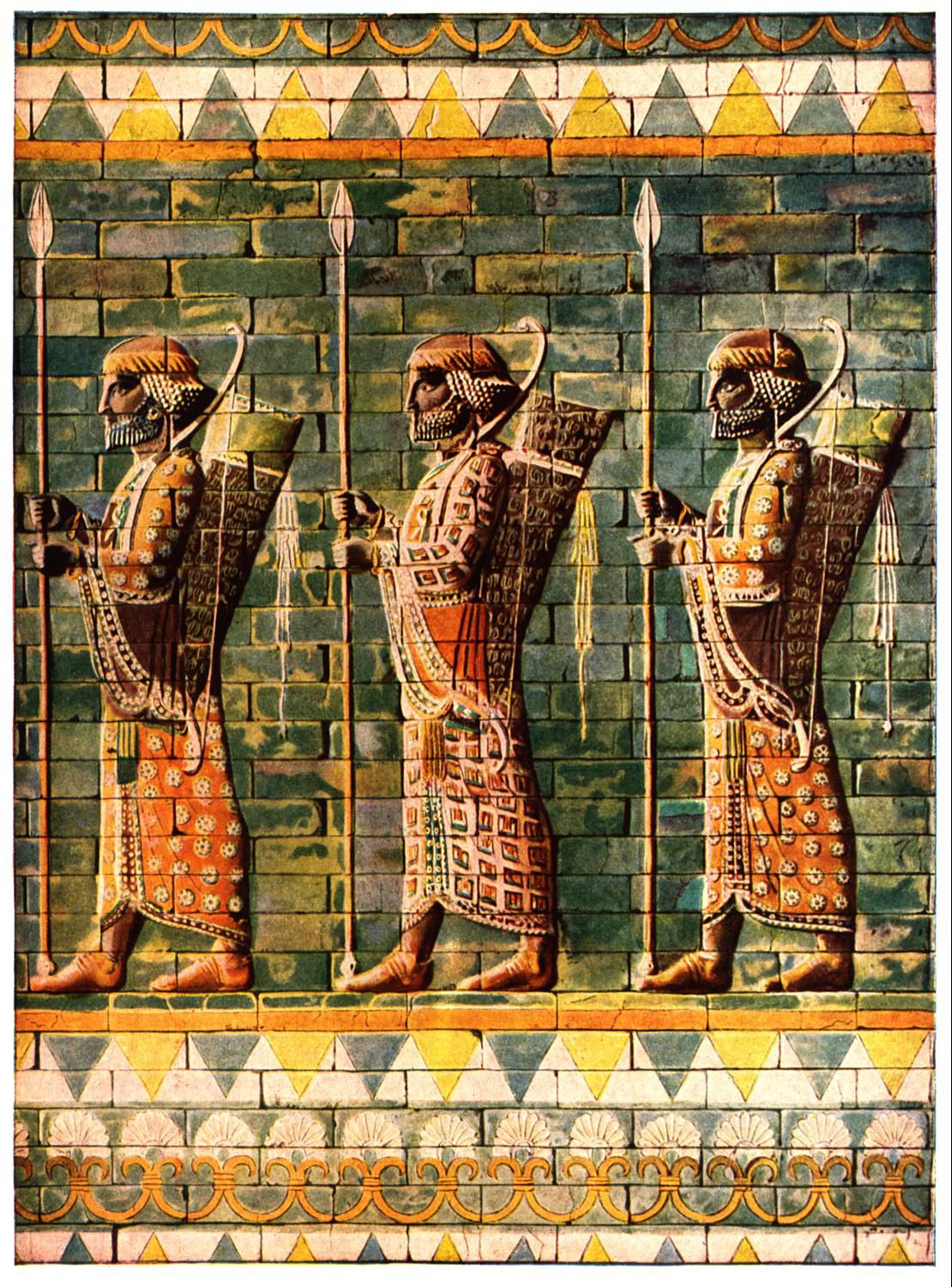 Ancient Persian Rulers Timeline Modern Iran