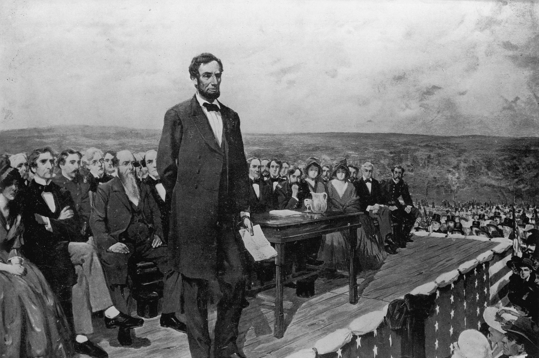 Purpose Of Lincoln S Gettysburg Address