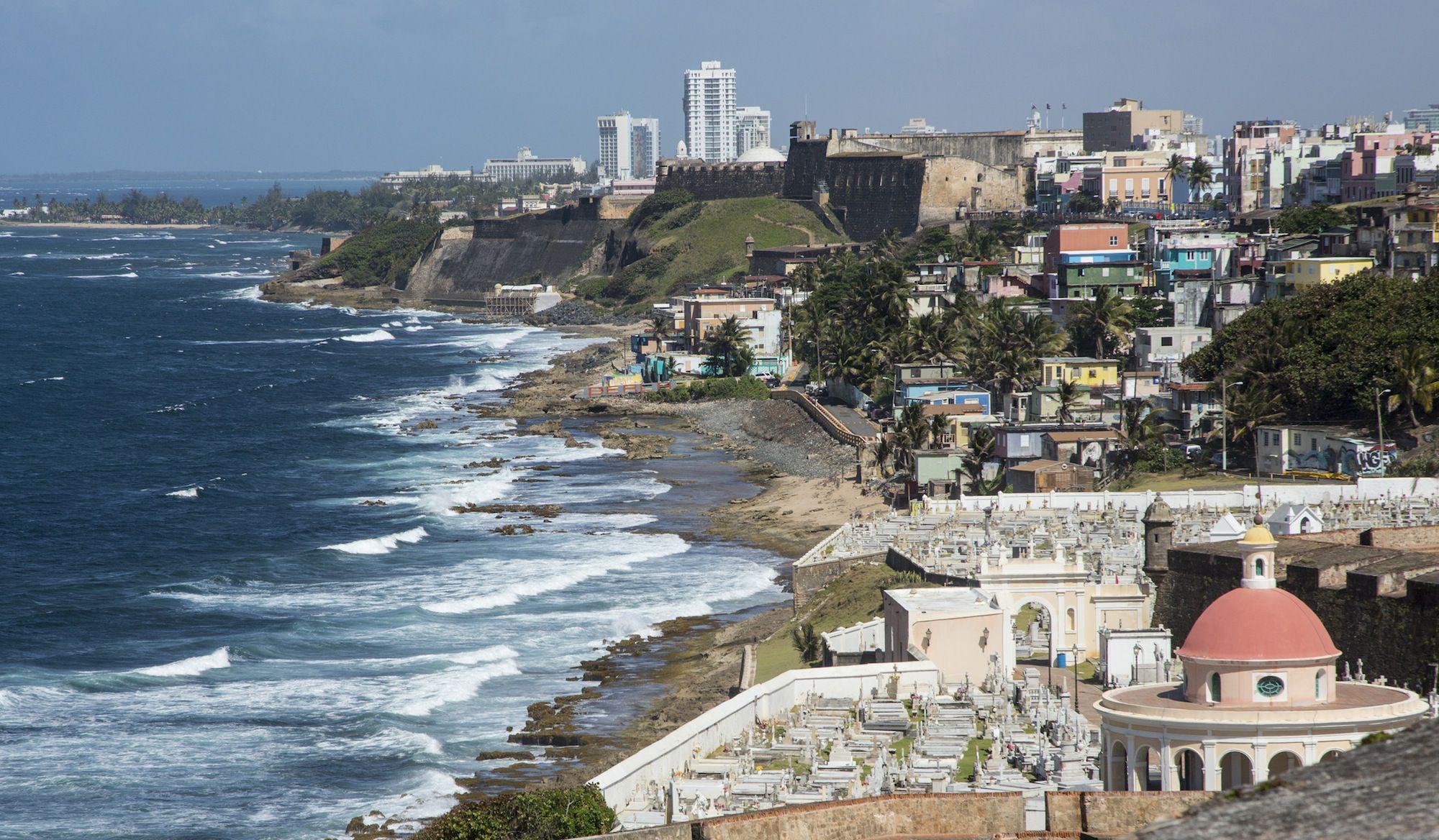 History Of San Juan The Capital Of Puerto Rico