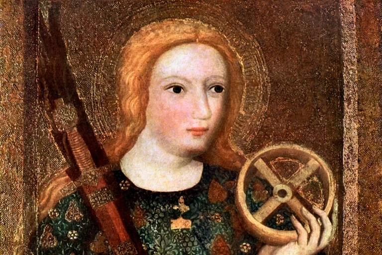 sv. Katarína