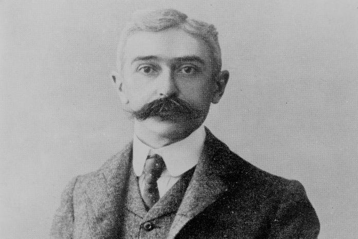 Biografie von Pierre de Coubertin, der Gründer der modernen ...