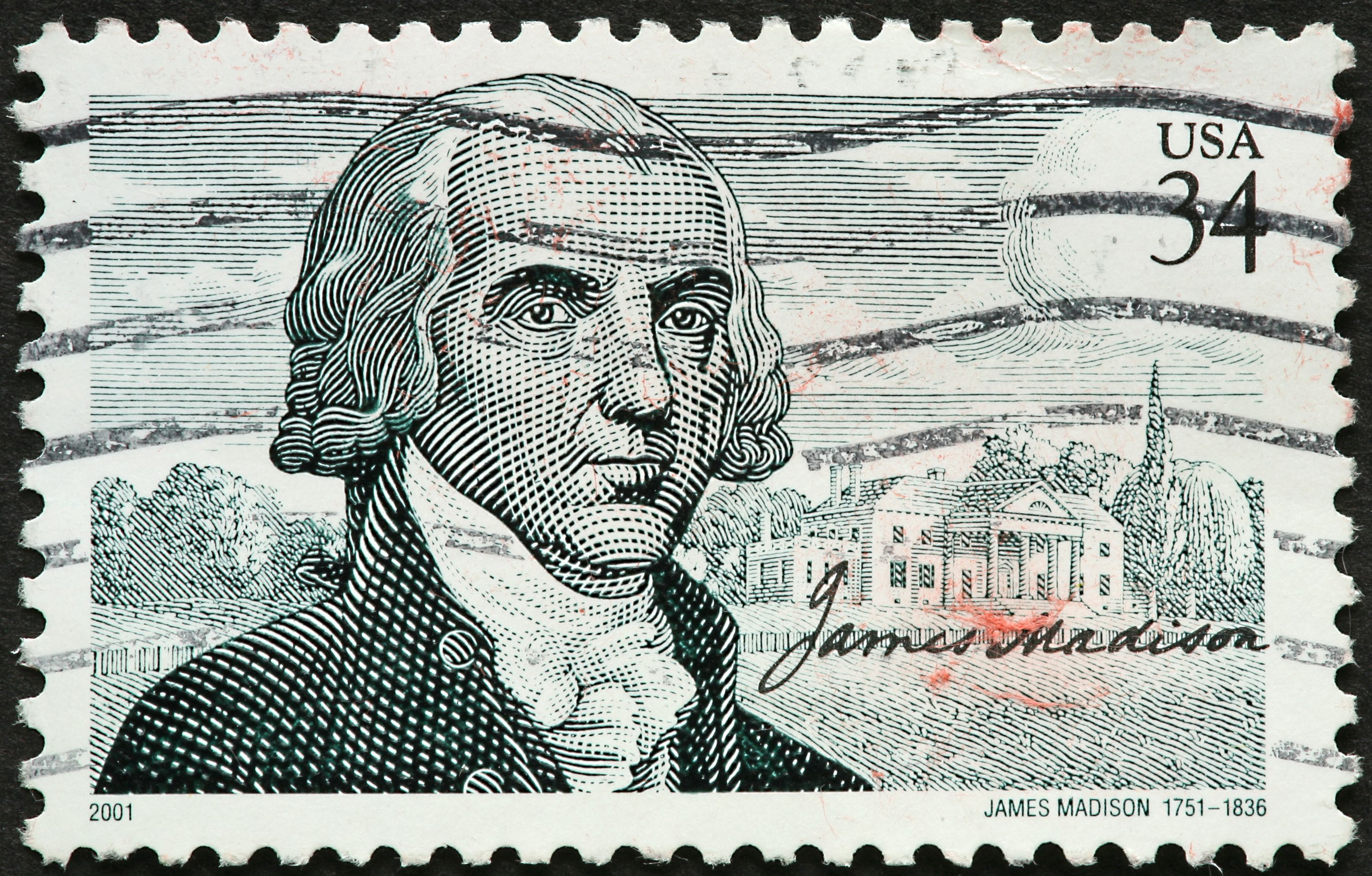 President James Madison Facts And Biography