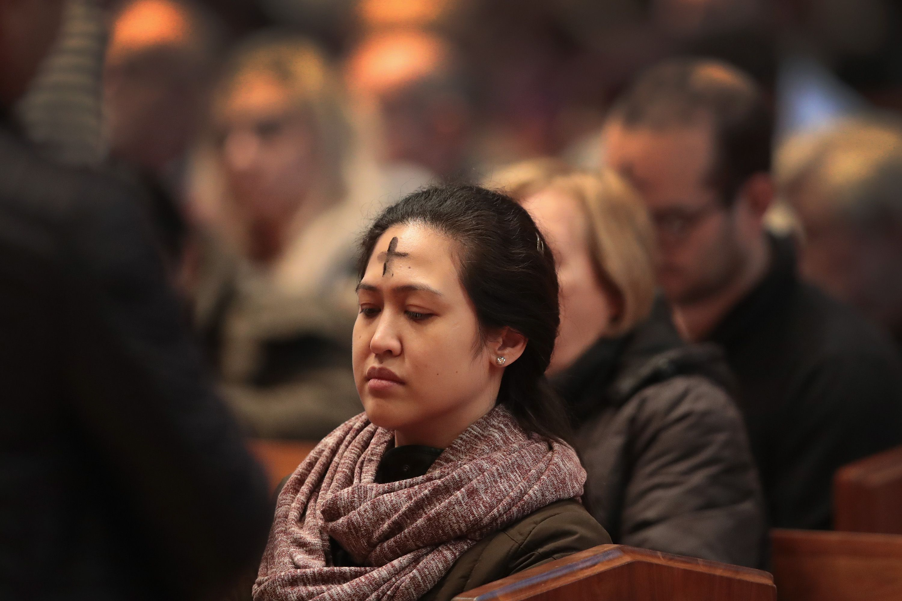 Ash Wednesday In The Catholic Church