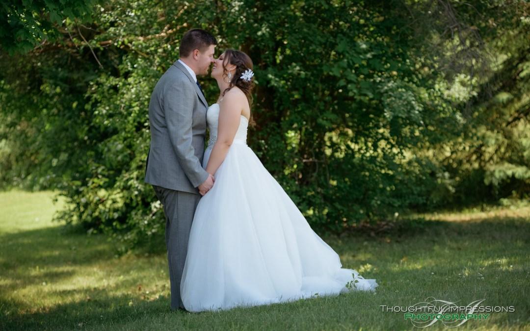 Jamie & Jess – A wedding in Northview Gardens