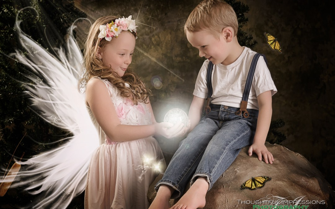Magical Moments Fairy and Lil' Fishermen Photos – $55 – April 13/14