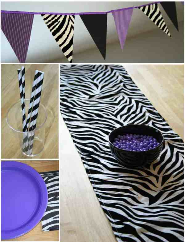 35 Trendy Baby Shower Theme Table Runners | Table ...