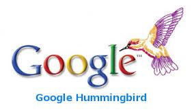Google Hummingbird update thoughtfulminds