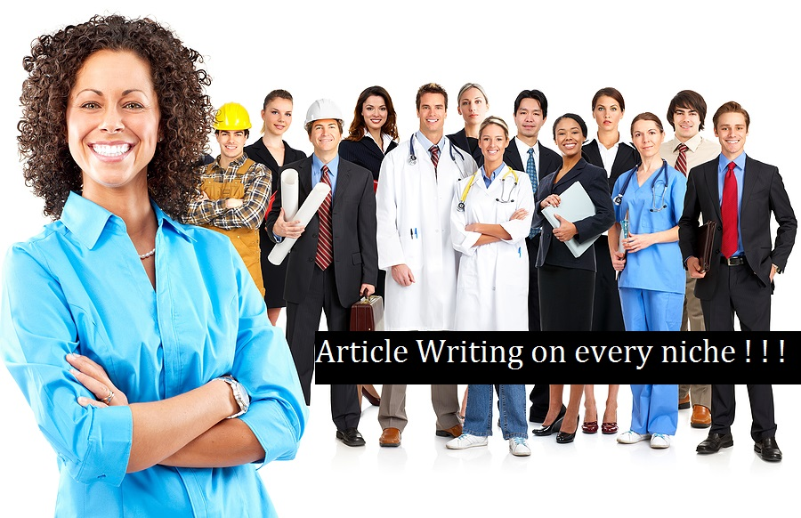 Article writing in Jaipur