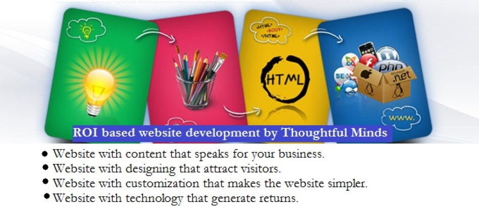 Website development in Jaipur