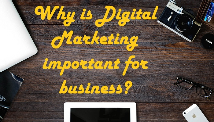 why digital marketing services are important for business