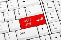Quit Job on Keyboard in Place of Enter Key