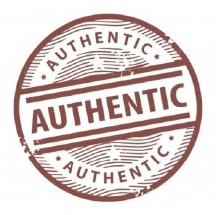 Authenticity Stamp