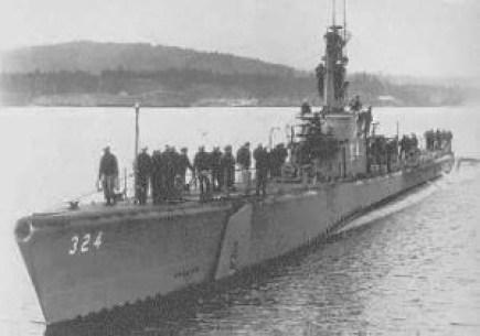 USS Blenny