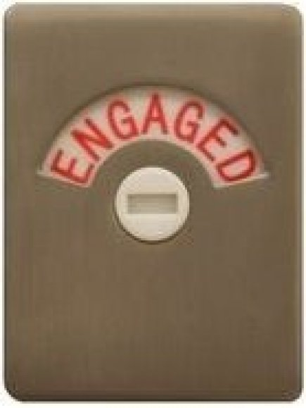 Engaged Sign