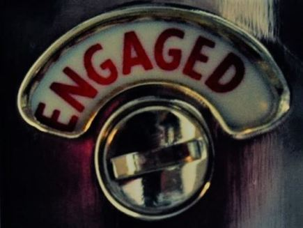 Engaged Status on Lever