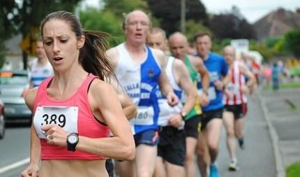 People Running Marathon