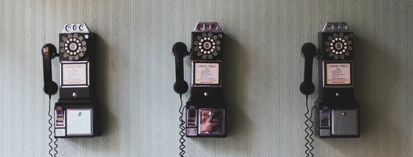 20191111 Old Phone Communication