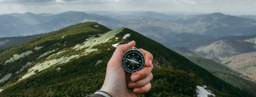 compass mountains