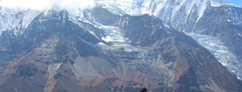 bottom of mountain