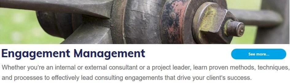 Engagement Management