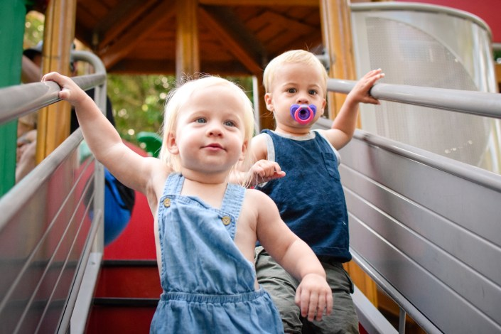 17 MONTH OLD TWINS UPDATE