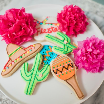 Let's Taco 'bout turning 2   A fiesta fit for a toddler birthday designed and styled by Brandi of Thoughts By B