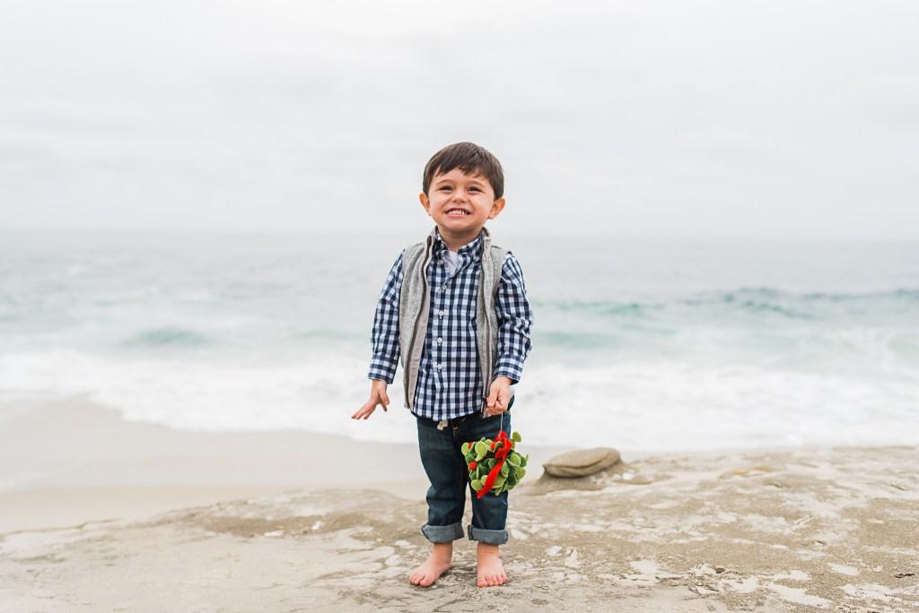 THE 'P' FAMILY   A BEACH MINI SESSION   SAN DIEGO PHOTOGRAPHER