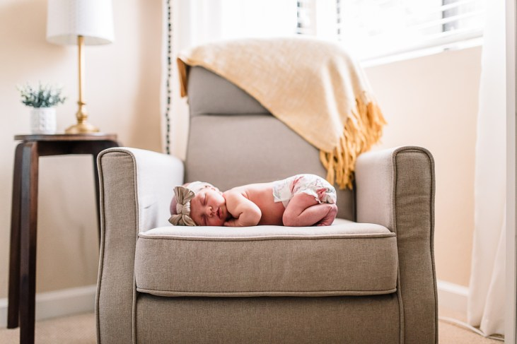 BABY 'A' | A LIFESTYLE NEWBORN SESSION IN SAN DIEGO