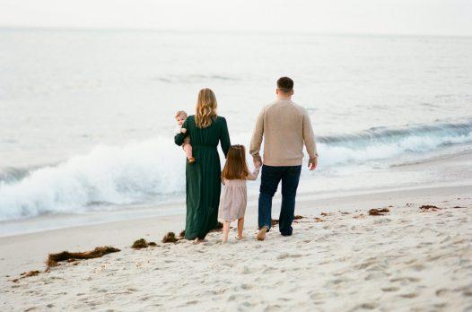 'P' Family - Holiday Mini Session
