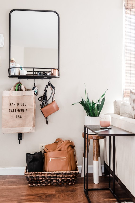 Small Space Living | 3 lessons learned | thoughtsbybrandi.com-2