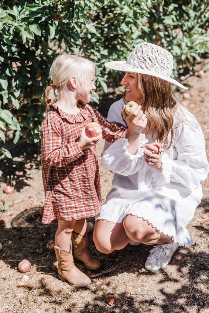 Mom style : Dresses and Sneakers | thoughtsbybrandi.com