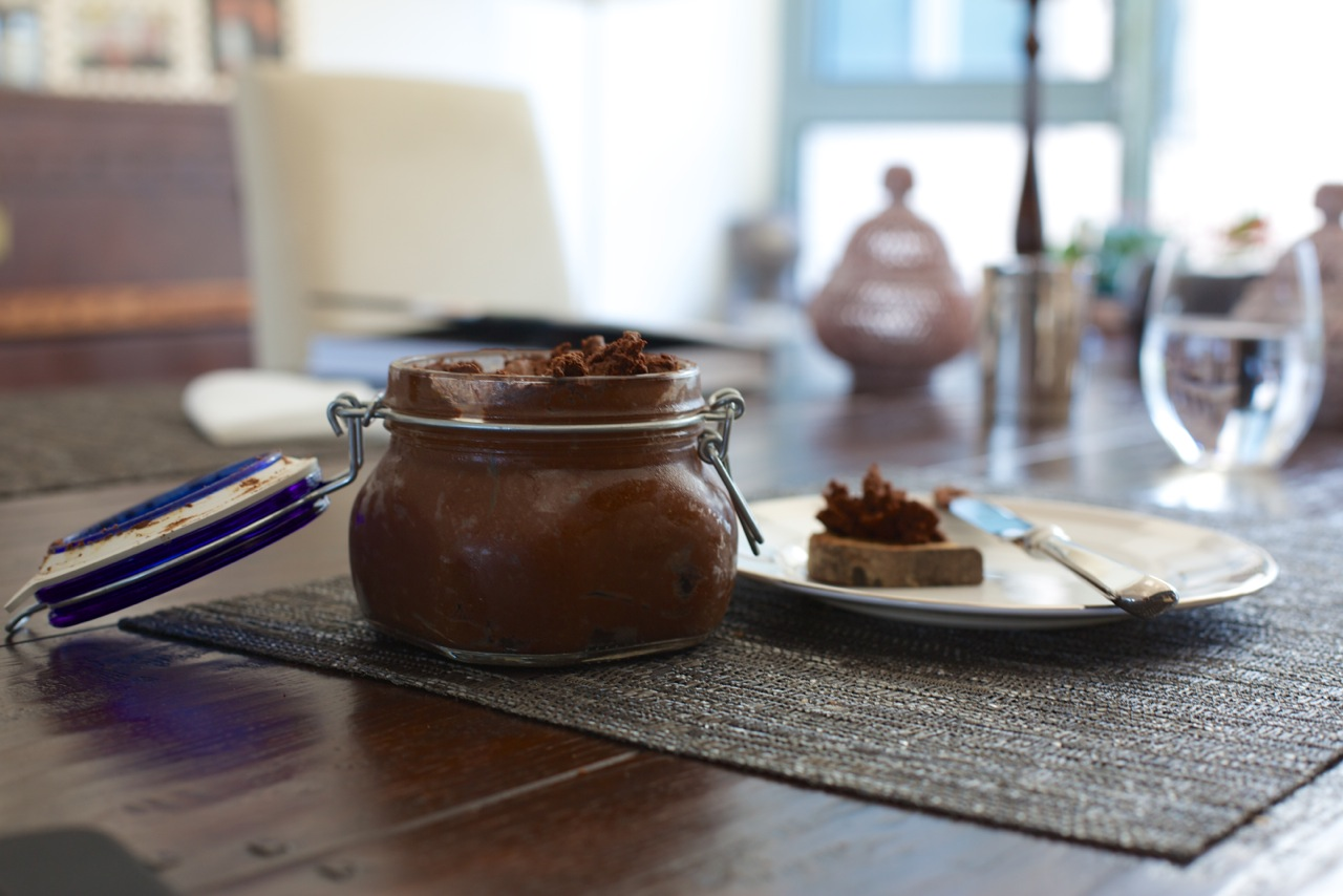 """A Weekend Treat – Home-Made """"Nutella"""""""