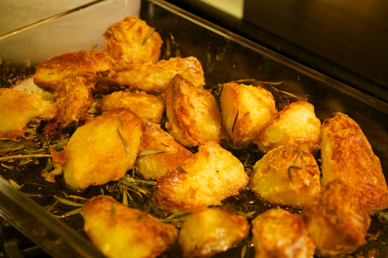 The Road to the Perfect Roast Potato
