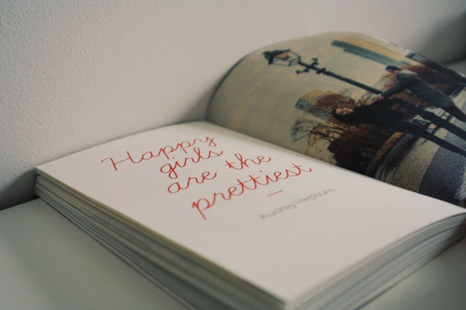 Living The Happy Life   Book Review
