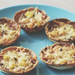 Muffin Tin Pizza Food Snack