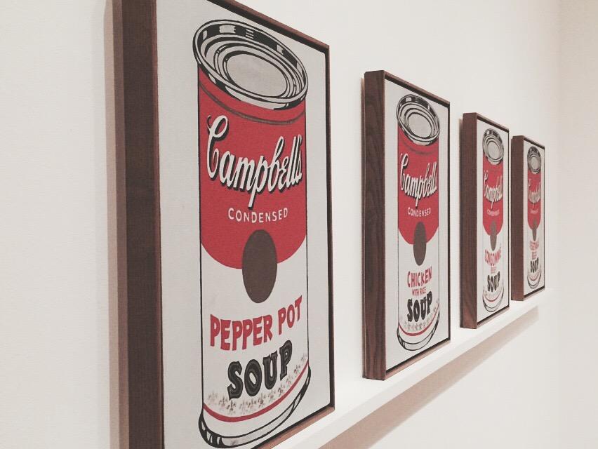 Museum Of Modern Art MoMA Hotpot New York